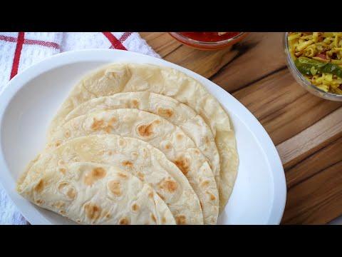 সেদ্ধ আটার রুটি   সংরক্ষন পদ্ধতি সহ   Soft Roti Recipe   Phulka Roti   Soft Chapati Recipe