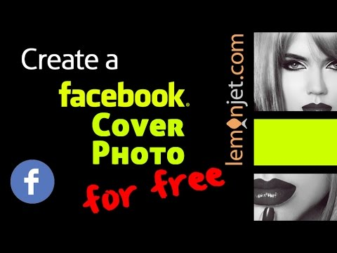 Create a Facebook Cover Photo for FREE 2015 - PicMonkey Tutorial