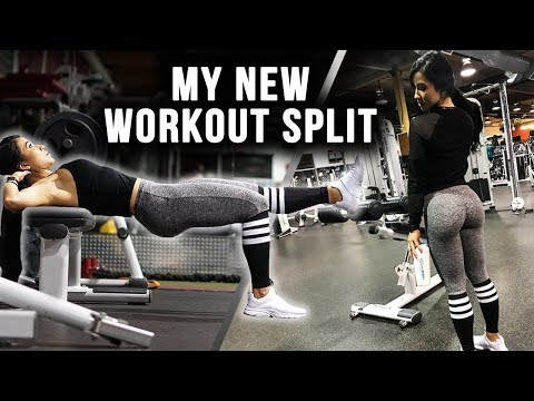 16 Glute Builders You Should Be Doing | My New Workout Split (Free Program)