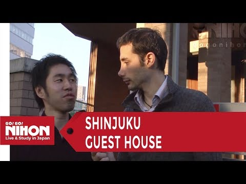 Shinjuku Guest House - Furnished Accommodation in Tokyo offered by Go! Go! Nihon