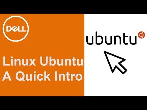 Ubuntu Basics (Official Dell Tech Support)