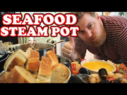How To Make A Seafood Steam Pot