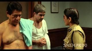 Archana Puran Singh asks Om Puri to take Off his Pants - Mere Baap Pehle Aap - Comedy Scene