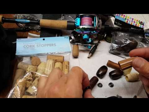 Best diy how to improve your bass fishing baitcasting reel handle knob