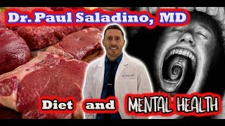 Download w/ Dr. Paul Saladino, MD | Diet and Mental Health | carnivore nutrition Video