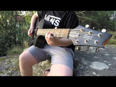 Road to Nowhere - Bullet for my valentine guitar cover
