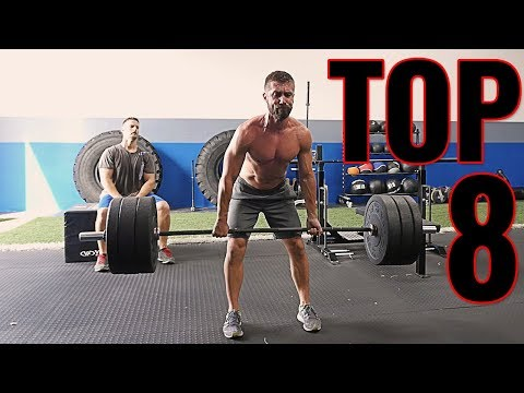 Top 8 Lower Body Exercises for MEN