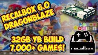 NEW RECALBOX V6 0-Dragon Blaze BIOS 2019 PACK FULL BIOS