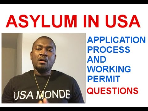 ASYLUM PROCESS TIME IN USA