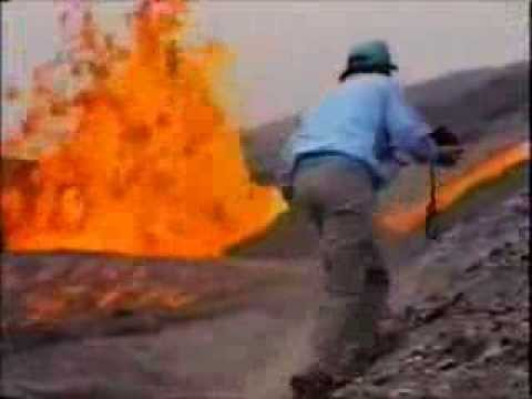 2003 Travel Channels ' Best place to watch a Volcano