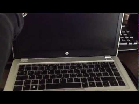 HP EliteBook Folio 9470m / resume from sleep mode