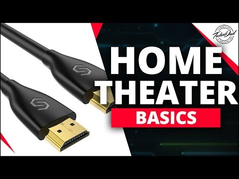 How to Connect HDMI Sources to an A/V Receiver | Home Theater Basics