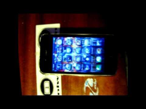 Iphone 4 weak quality screen