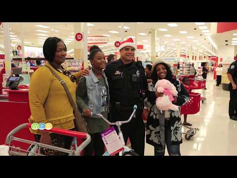 WPB's 'Shop with a Cop' Biggest Ever