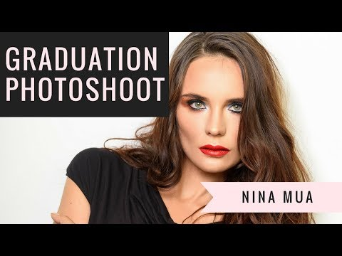 Graduation & Photoshoot: Nina Mua - Makeup School NYC