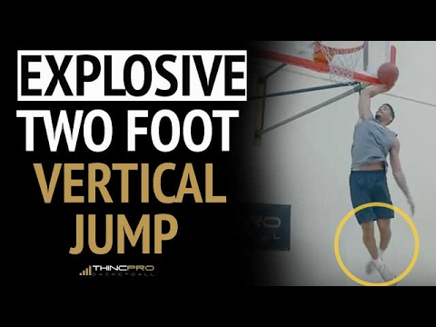 How To: Increase Your Two Foot Vertical Jump by Lengthening Your 2nd To Last Step