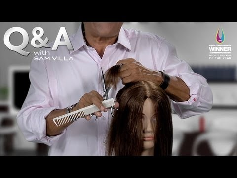 How To Cut Layers In Stick Straight Hair