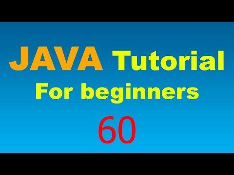 Java Tutorial for Beginners - 60 - Enum