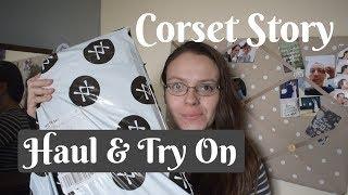 ba9ca926eb corset haul Videos - 9tube.tv