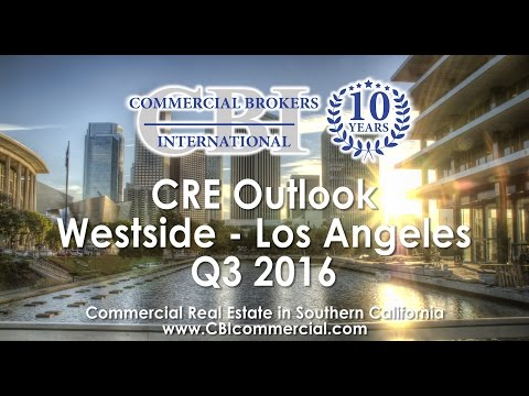 Los Angeles Q3 2016 Commercial Real Estate Outlook