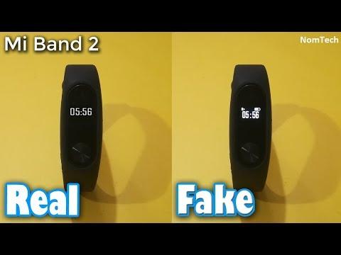 Fake Mi Band 2 vs. Original Xiaomi Mi Band 2   Fake vs Real