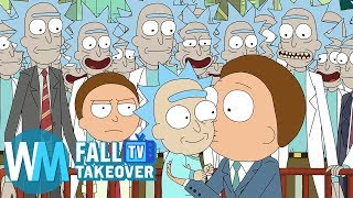 Top 10 Crazy Rick and Morty Theories That Might Be True