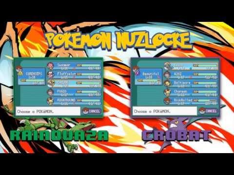 Pokemon FireRed Omega Co-Op Nuzlocke: Part 4 - Crobat is bad at Meandering