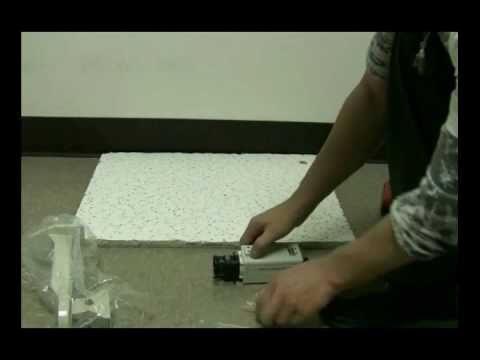 How to Mount a Camera Housing with a Box CCTV Camera to a wall
