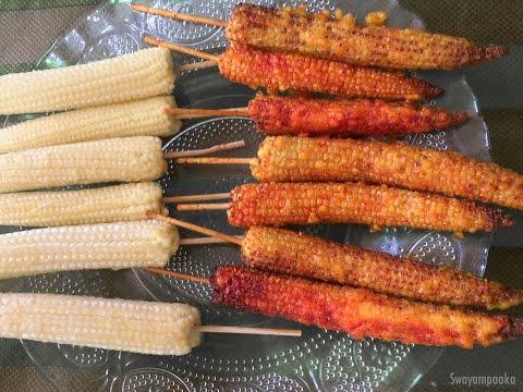 Baby Corn Fries | Easy Snack Recipe