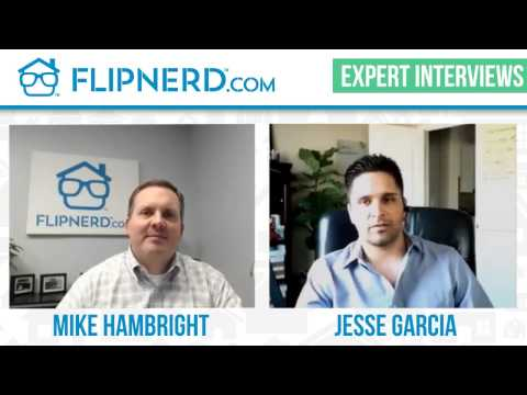 How To Build A Pipeline of Real Estate Investments with Jesse Garcia