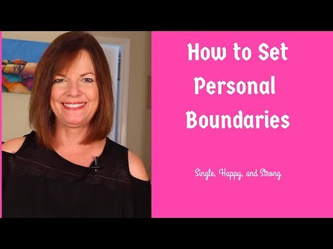 How to Set Personal Boundaries: 5 Ways