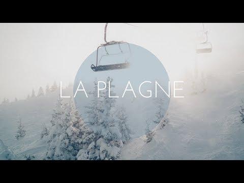 TRAVEL WITH ME    LA PLAGNE 2017