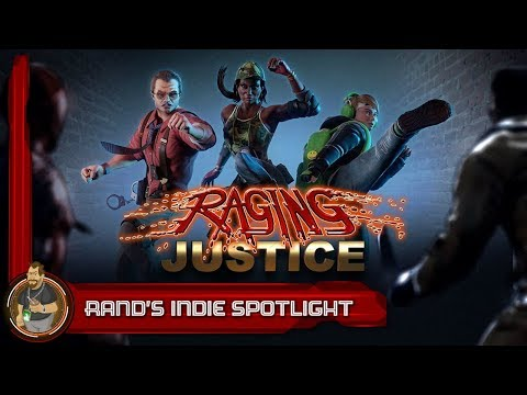 Raging Justice Review - Streets of Rage for a New Age