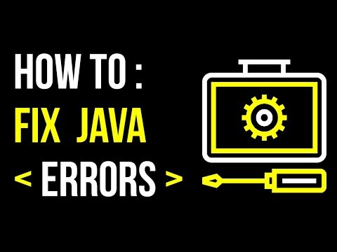 How to Fix Errors in Your Java Code