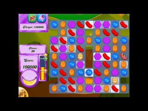 Dreamworld Level 35: Candy Crush Saga (No Boosters) iPad