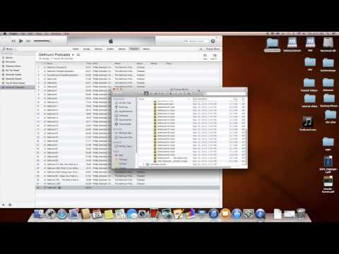 Converting wav to mp3 Using Audacity and iTunes