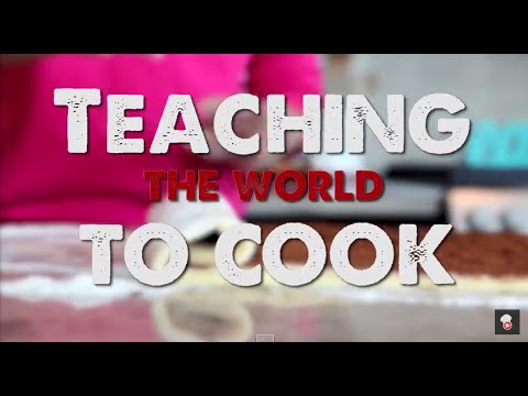 Learn To Cook - Teaching The World To Cook One Video At A Time
