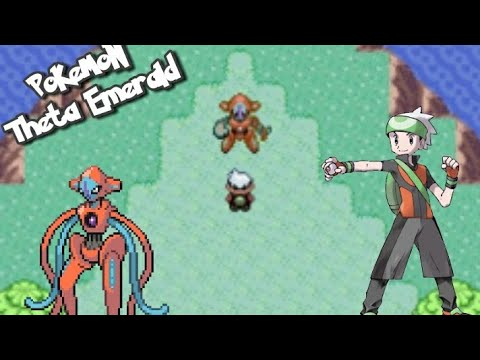 How To Catch Deoxys In Pokemon Theta Emerald