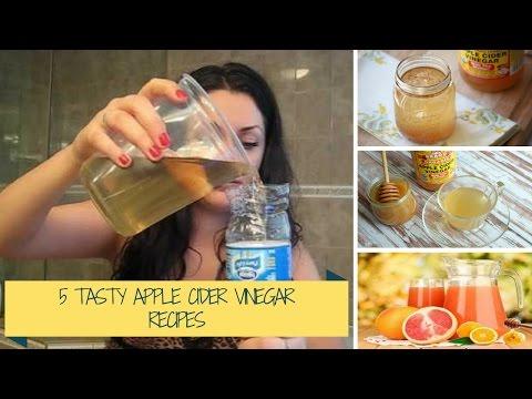 5 Tasty Apple Cider Vinegar Recipes | Apple Cider Vinegar Drink Recipes