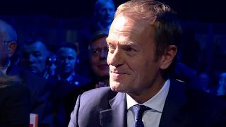 Election of Donald Tusk as EPP President
