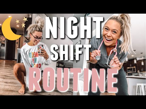 Xxx Mp4 NIGHT SHIFT NURSE ROUTINE DAY IN THE LIFE Holley Gabrielle 3gp Sex