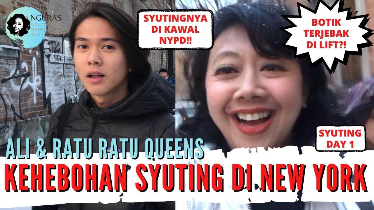 Download PARA RATU JALAN-JALAN DI NEW YORK | ALI & RATU RATU QUEENS MP3 Gratis
