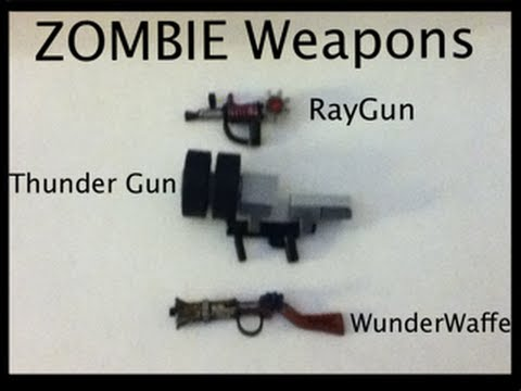 lego raygun,thundergun,wunderwaffe