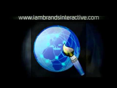 Website Design at IAM Brands Interactive