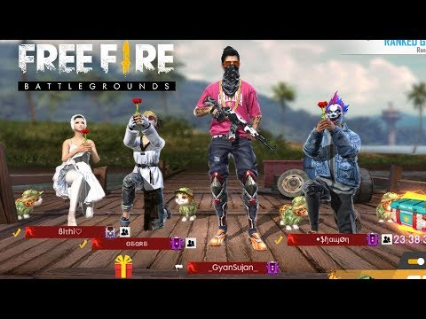 Download RANKED MATCH SQUAD |Garena Free Fire Live #INDIA