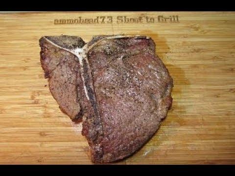 Air fried T Bone Steak