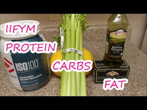 DIET DIARY 17   KETO   IIFYM