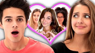 I let my sister pick my girlfriend   Date Takeover w/ Brent and Lexi Rivera