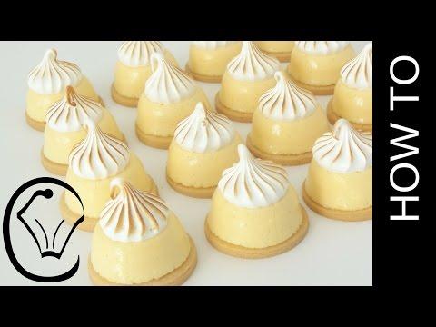 Mini Lime Curd Meringue Tarts by Cupcake Savvy's Kitchen