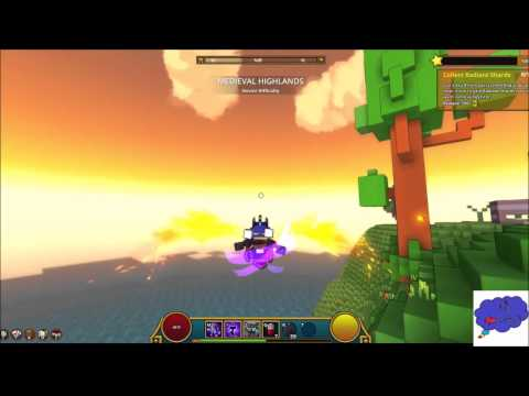 Trove Learn to FLY in 1 minute. super quick and easy tutorial.
